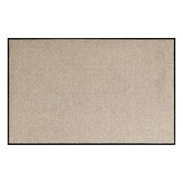 Fußmatte Salonloewe Uni sand rechteckig