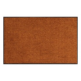 Fußmatte Salonloewe Uni toffee rechteckig