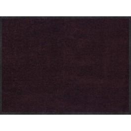 Fußmatte Salonloewe Uni pflaume rechteckig 60 cm x 85 cm