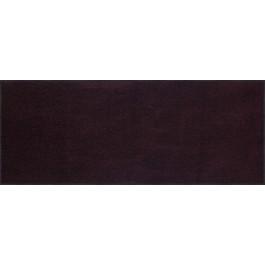 Fußmatte Salonloewe Uni pflaume rechteckig 75 cm x 190 cm