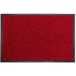 Fußmatte Lako Solero rot