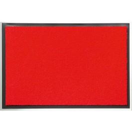 Fußmatte Lako Uni Unico rot